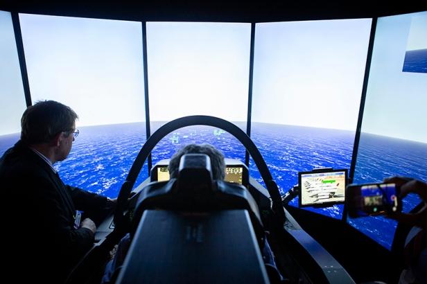 RAeS_LockheedMartinVisit_001